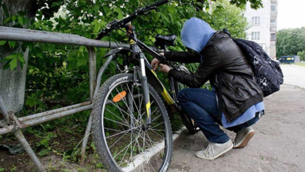 В Брянске в этом году уже украли 150 велосипедов