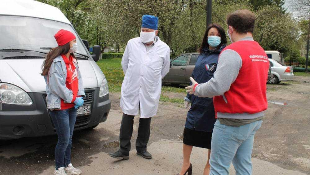 Коронавирус ушел в районы Брянской области