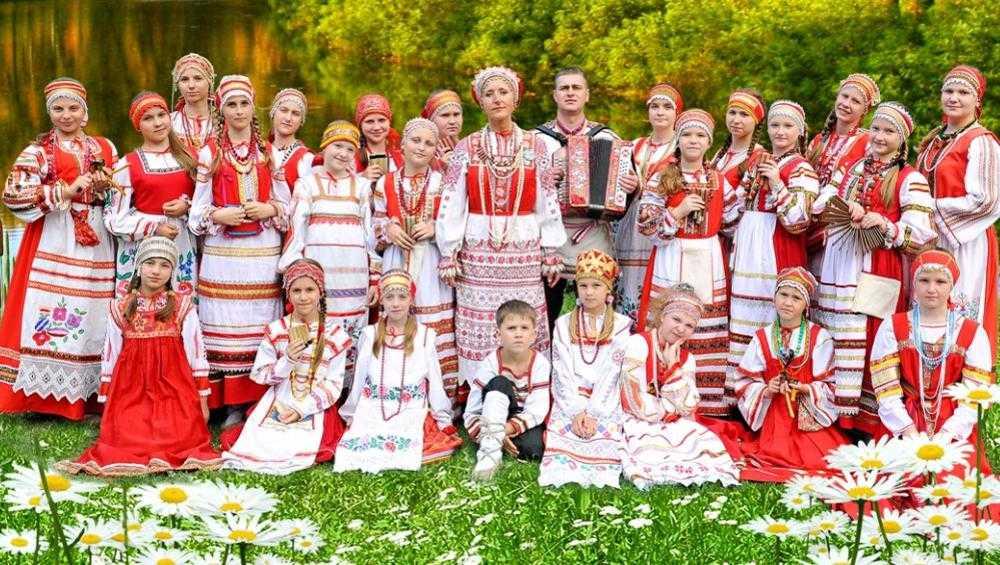 Брянский фольклорный ансамбль «Зарянка» победил в шести конкурсах