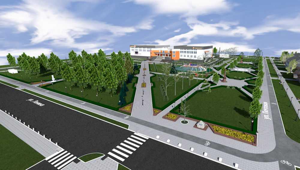 Центр Жуковки пообещали превратить в парковую роскошь