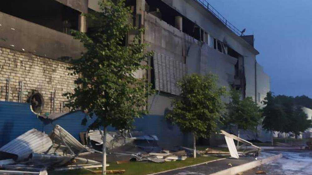 В Унече на заводе «Вольфрам» произошел взрыв