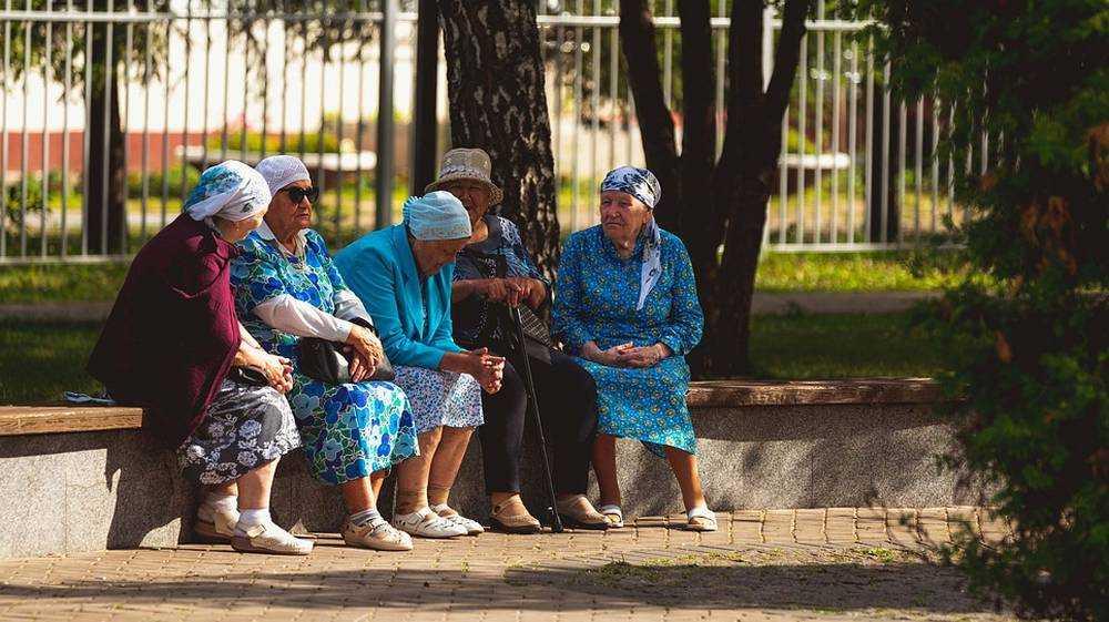 Национальный проект  «Демография» в действии