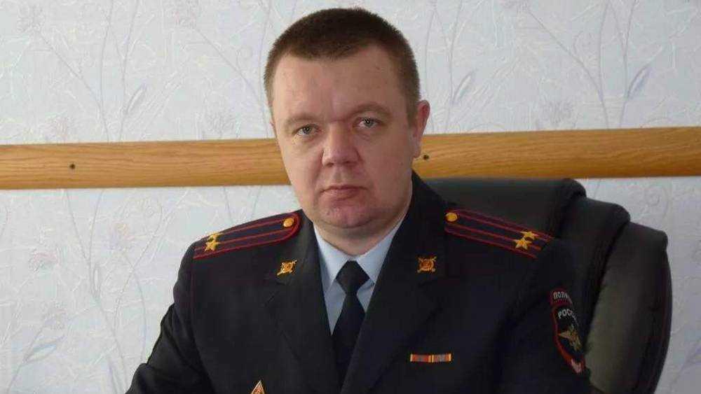 ФСБ задержала за государственную измену главу отдела полиции