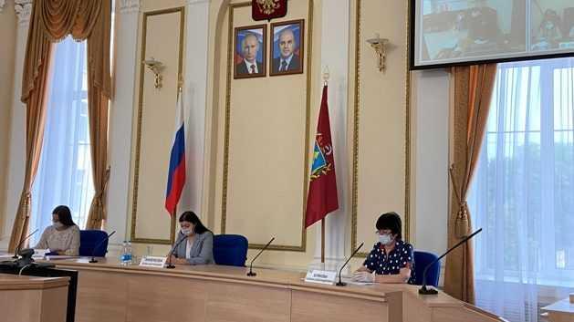 Избирательная комиссия Брянской области отметила 25-летие