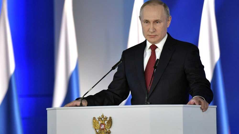 Путин допустил возможность выдвиженияна новый президентский срок