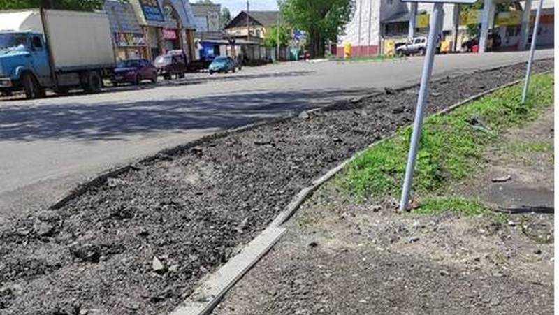 В Брянске объяснили дорожный скандал и путаницу СМИ