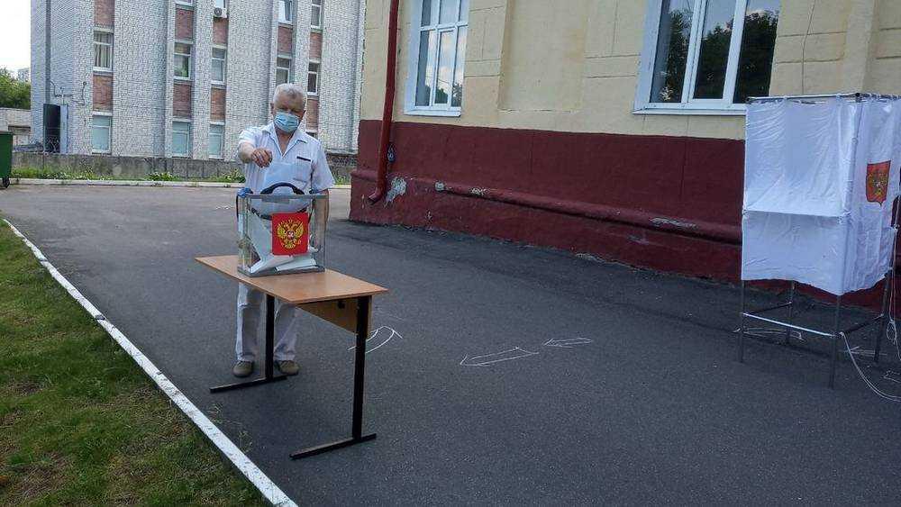 В Брянске глава белорусского землячества оценил поправки к Конституции