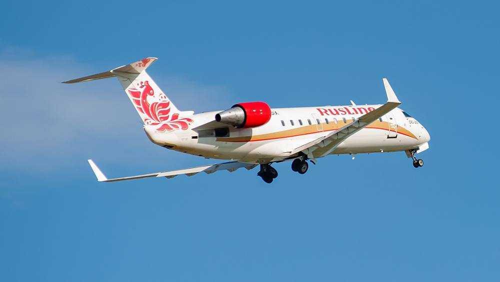 Сегодня будет выполнен первый авиарейс из Брянска в Анапу