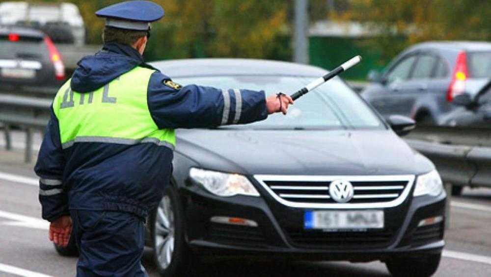 Брянцев на автомобилях с иностранными номерами оштрафуют как всех