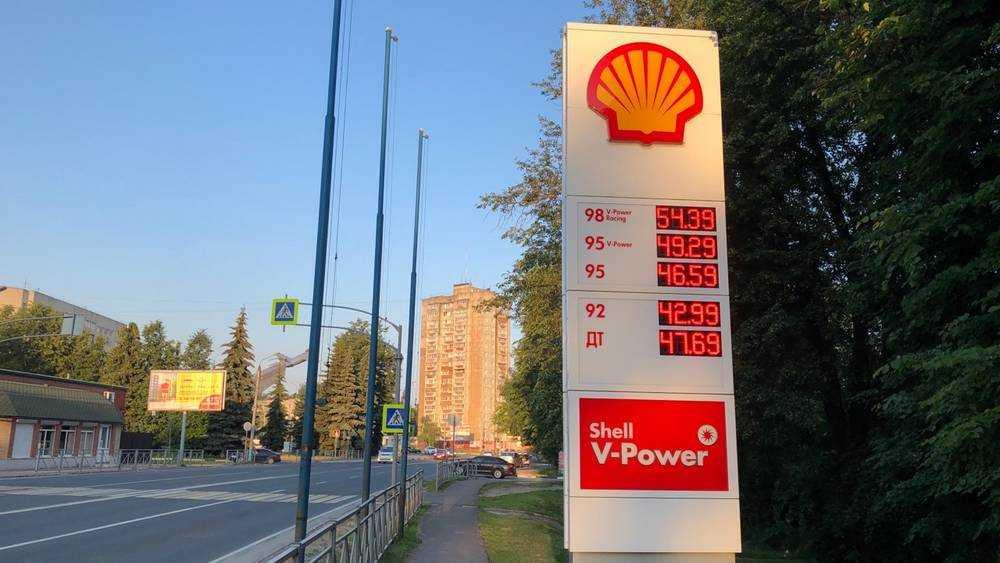 Бензин на брянских АЗС резко подорожал
