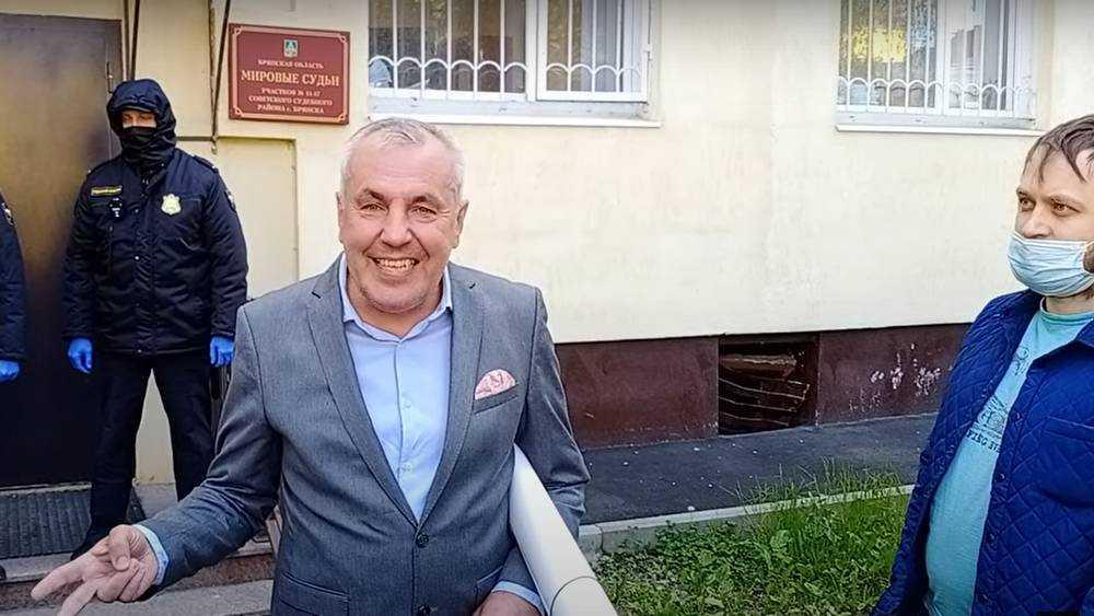 В Брянске суд снизил наказание блогеру Коломейцеву