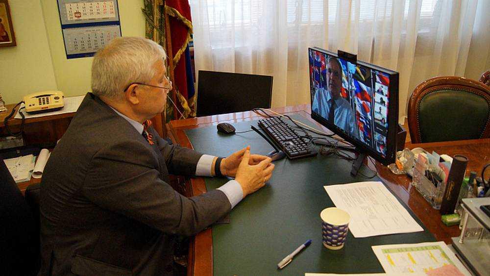 Города-побратимы восьми стран обсудили сохранение памяти о войне