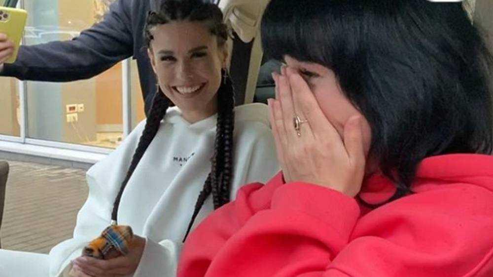Брянская воспитанница «Дома 2» Ирина Пинчук подарила матери «Лексус»
