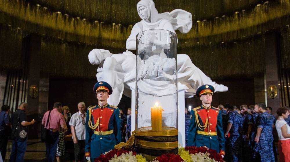 22 июня жители Брянской области смогут зажечь свою памятную свечу в Музее Победы
