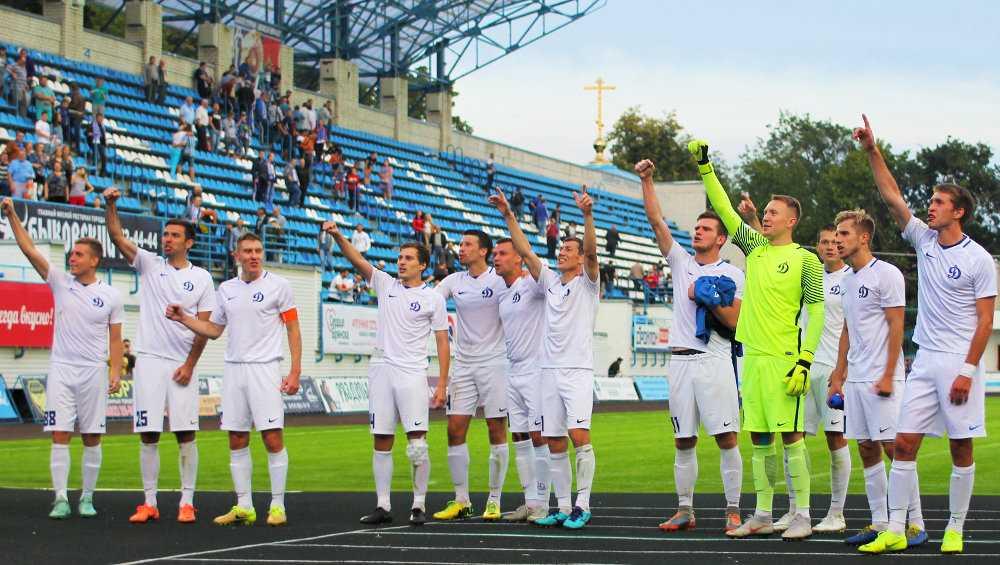 Брянское «Динамо» получило с оговорками лицензию ФНЛ