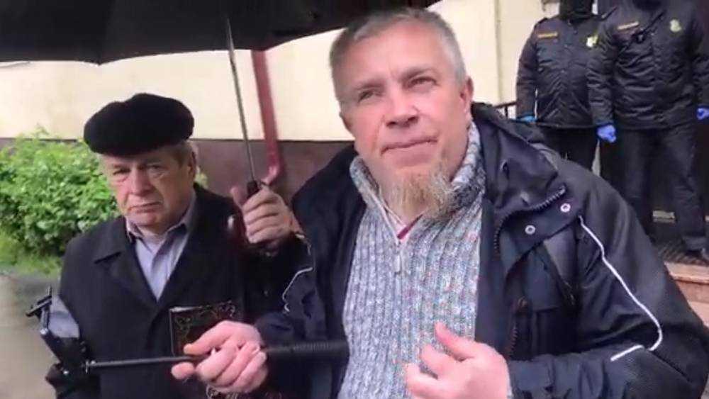 «Надо страдать»: Малюта утешил боящегося брянской тюрьмы Коломейцева