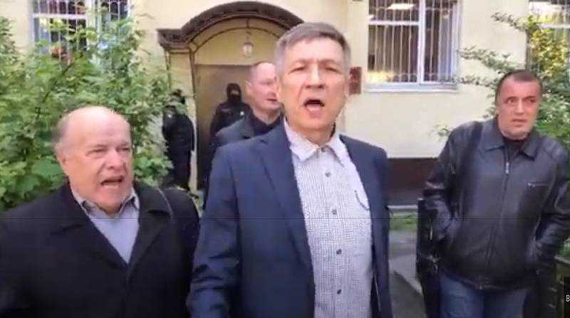 Коломейцев упрекнул не пришедших в Брянске на суд Чернова и Куприянова