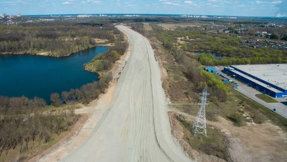 В Брянске выкупят дачи на месте строительства дороги между районами