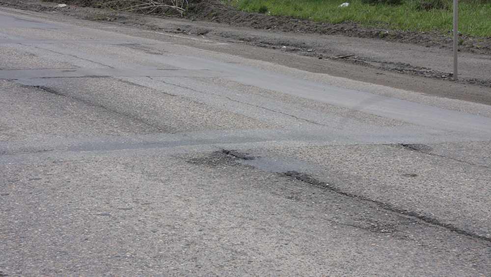 В Брянской области нашли виновника отсутствия разметки на дороге