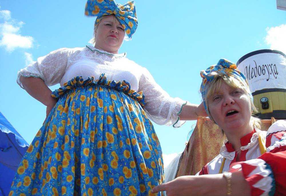 Есть женщины в брянских селеньях