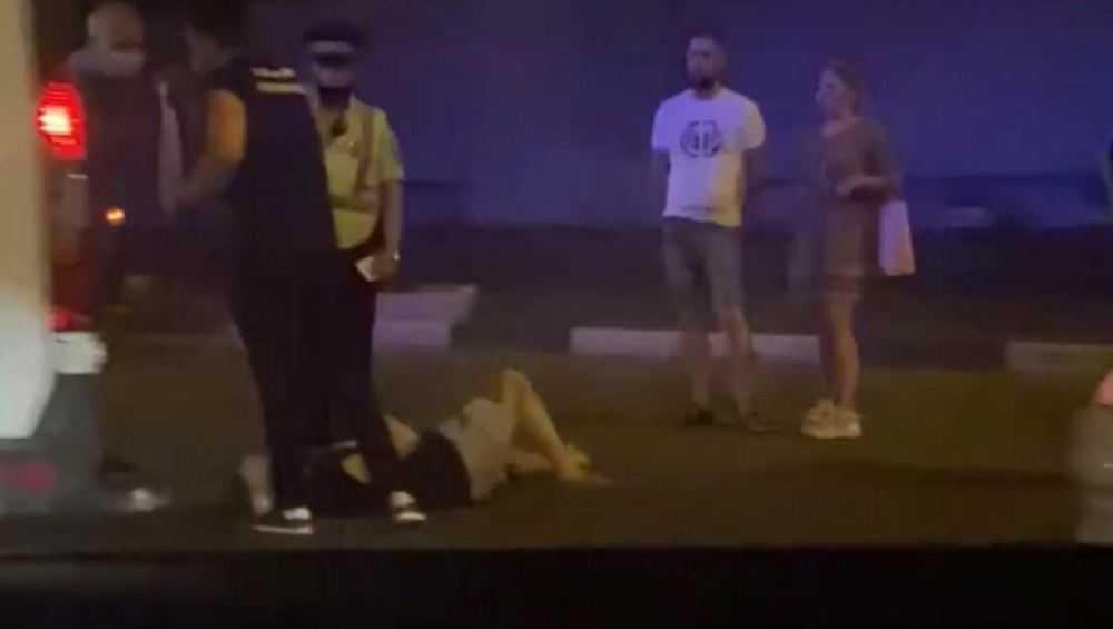 В Брянске на пешеходных переходах за день сбили двоих мужчин