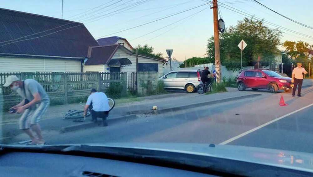 В Брянске обратились к очевидцам наезда на велосипедистку
