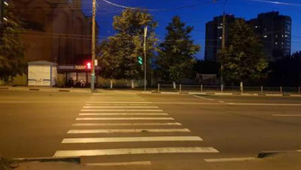 В Брянске автомобилист сбил выехавшего на «зебру» велосипедиста