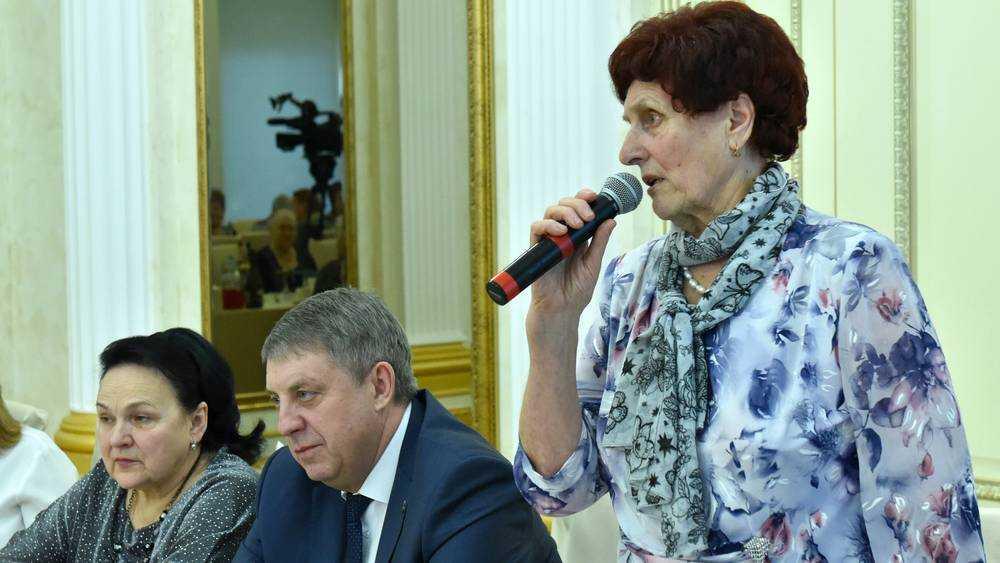 Лидия Ермакова из Брянска вошла в состав Общественной палаты России