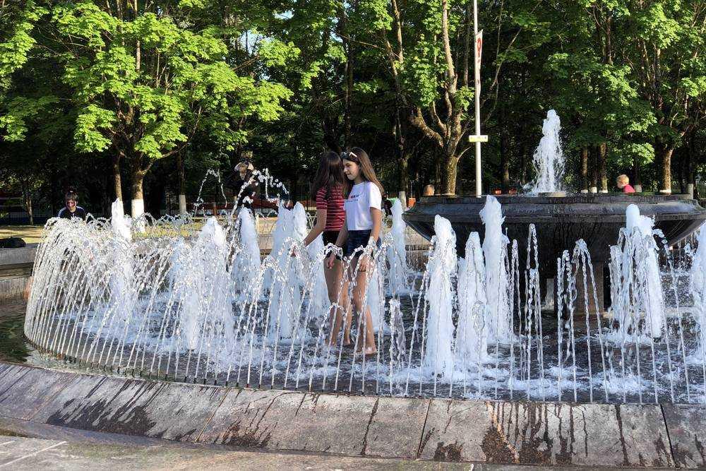 В Брянскую область завтра вернётся 25-градусное тепло