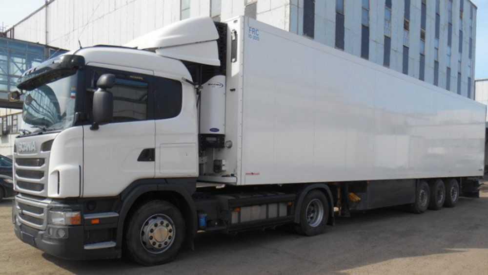 В Китай отправились 80 тонн голеней брянских цыплят