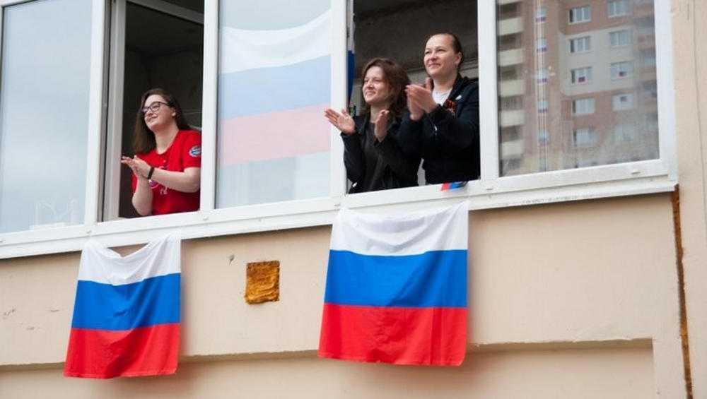 Брянцы в День России смогут все вместе спеть гимн страны
