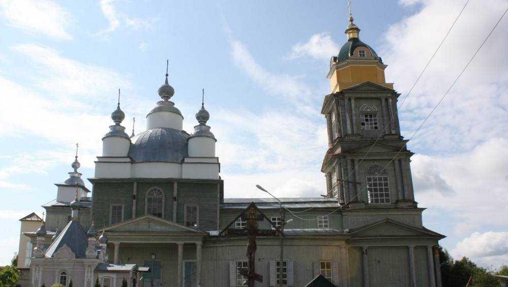 В Новозыбкове отремонтируют уникальную старообрядческую церковь