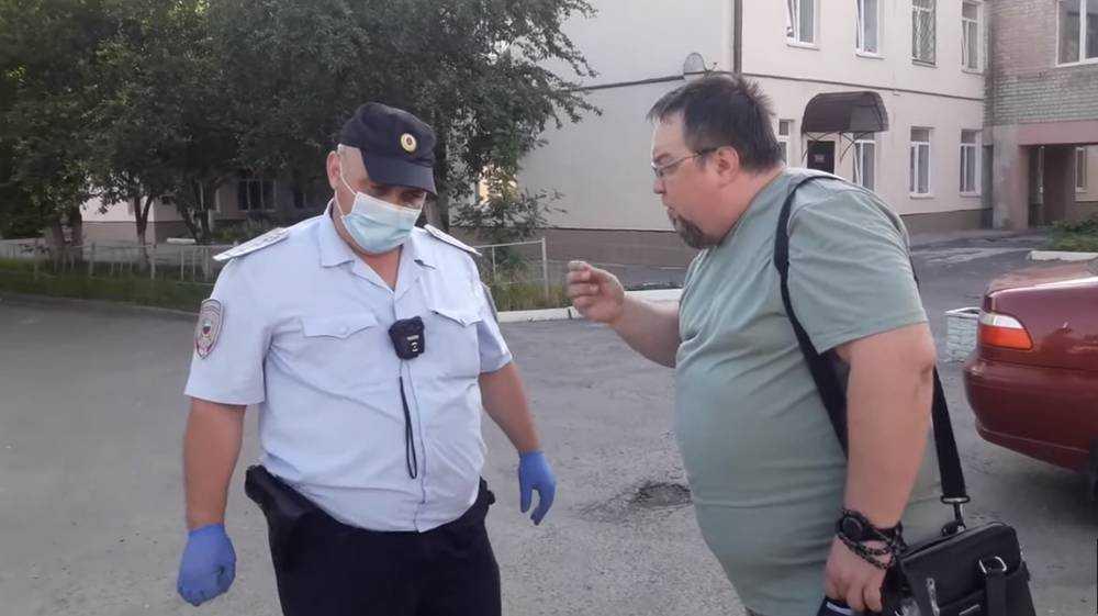 Брянская полиция унесла Малюту и задержала после скандала Куприянова