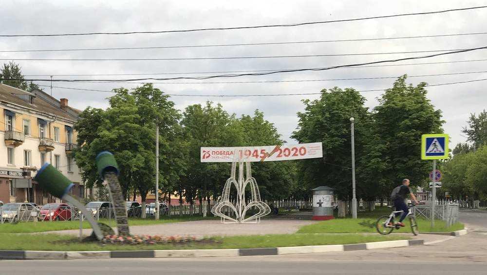 В Фокинском районе Брянска появились «бочки изобилия»