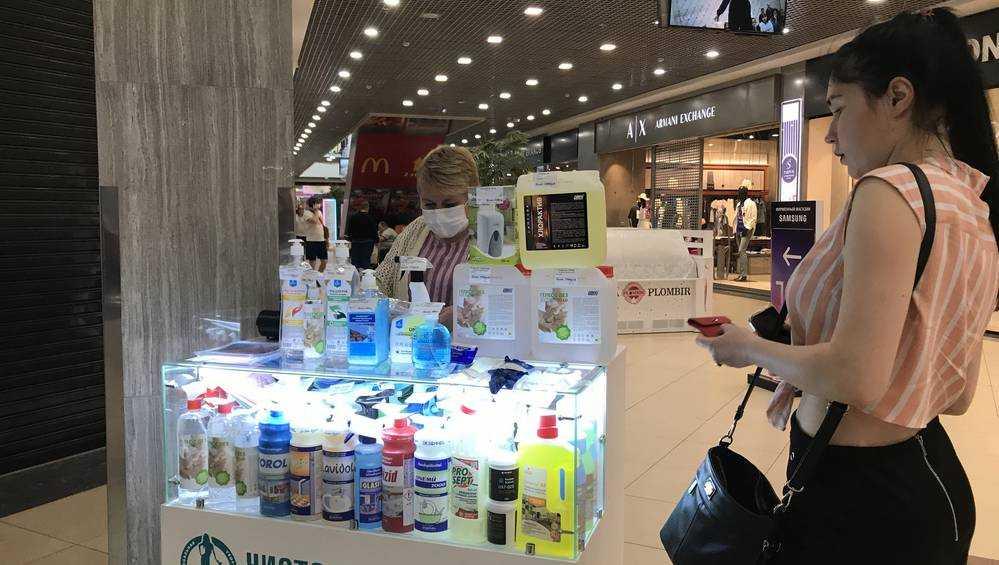 В Брянской области начался торговый бум после открытия магазинов