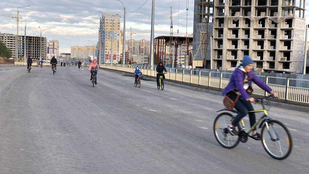 Брянцы призвали агрессивных велосипедистов образумиться