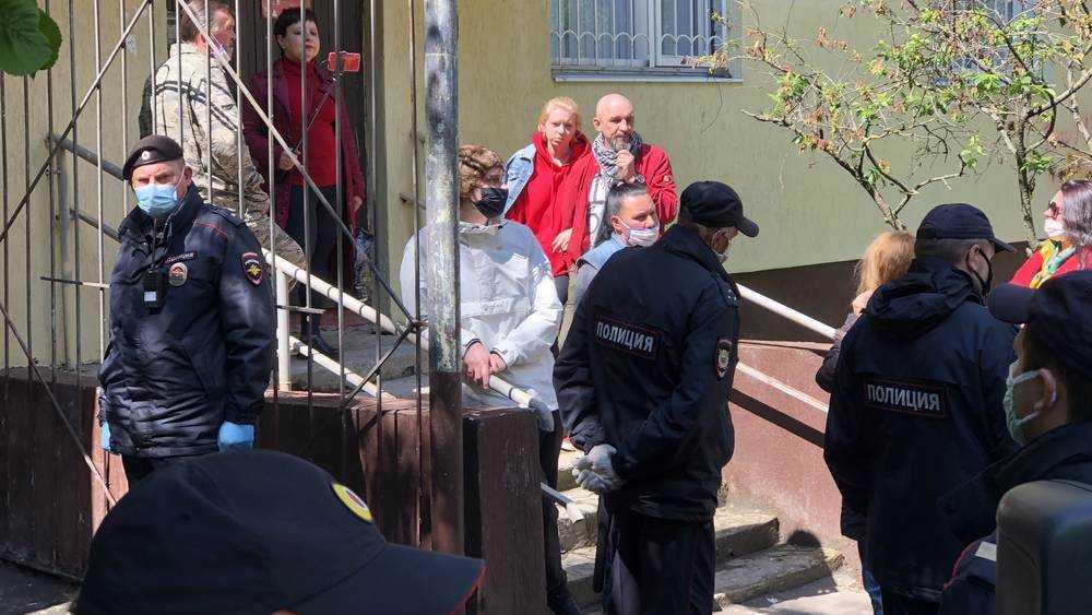 Правоохранители переиграли сторонников брянского бузотера Коломейцева