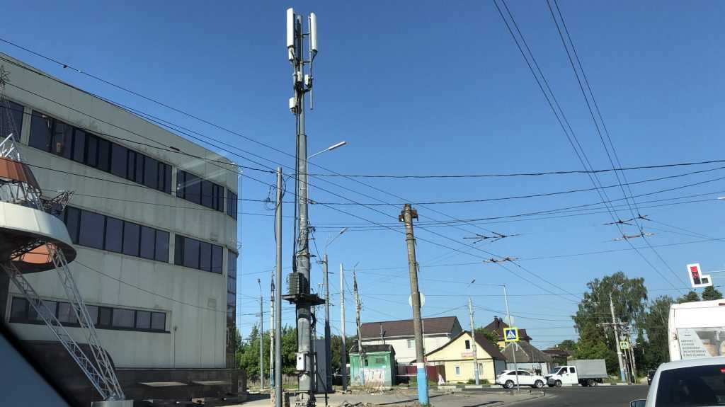 В России началась подготовка к созданию сетей 5G