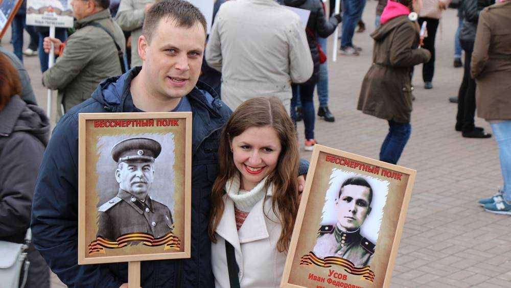 Бессмертный полк пройдёт по Брянску 26 июля