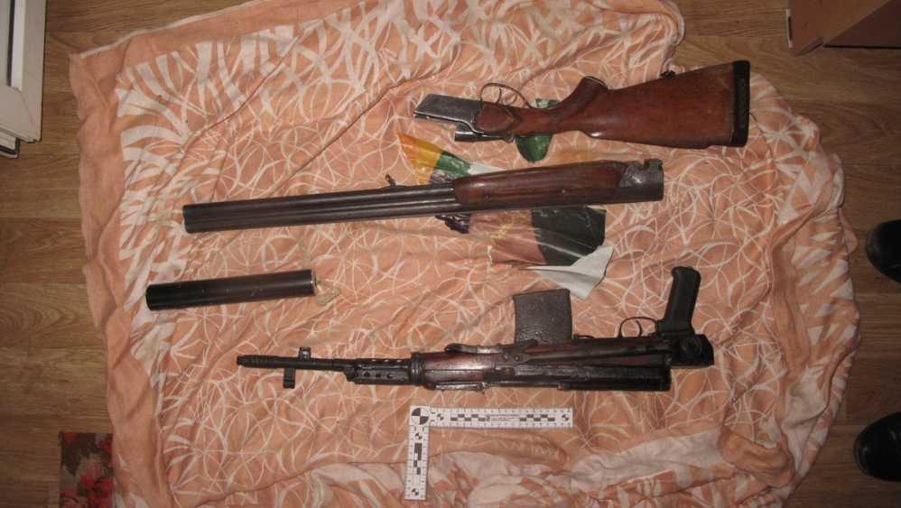 В Брасове задержали «чёрного копателя» с оружием, гранатами и патронами