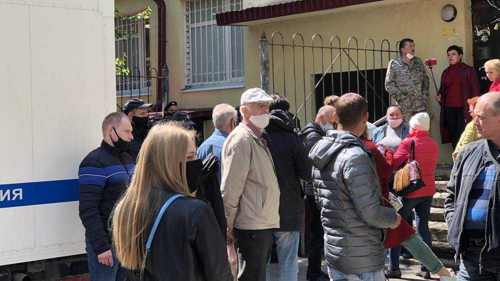 В Брянске защитницу Коломейцева могут лишить статуса адвоката