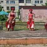В Брянске вновь зазвучали песни во дворах