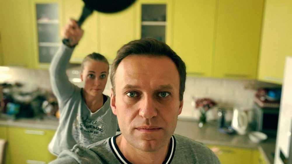 Навального возьмут под белы рученьки