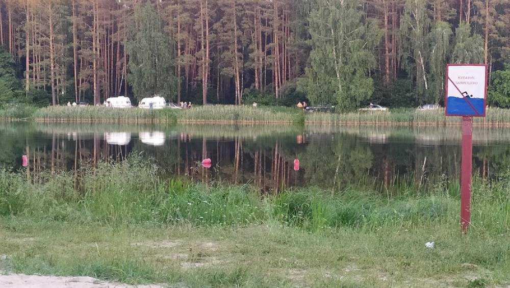 Стали известны подробности гибели утонувшего в озере 18-летнего брянца