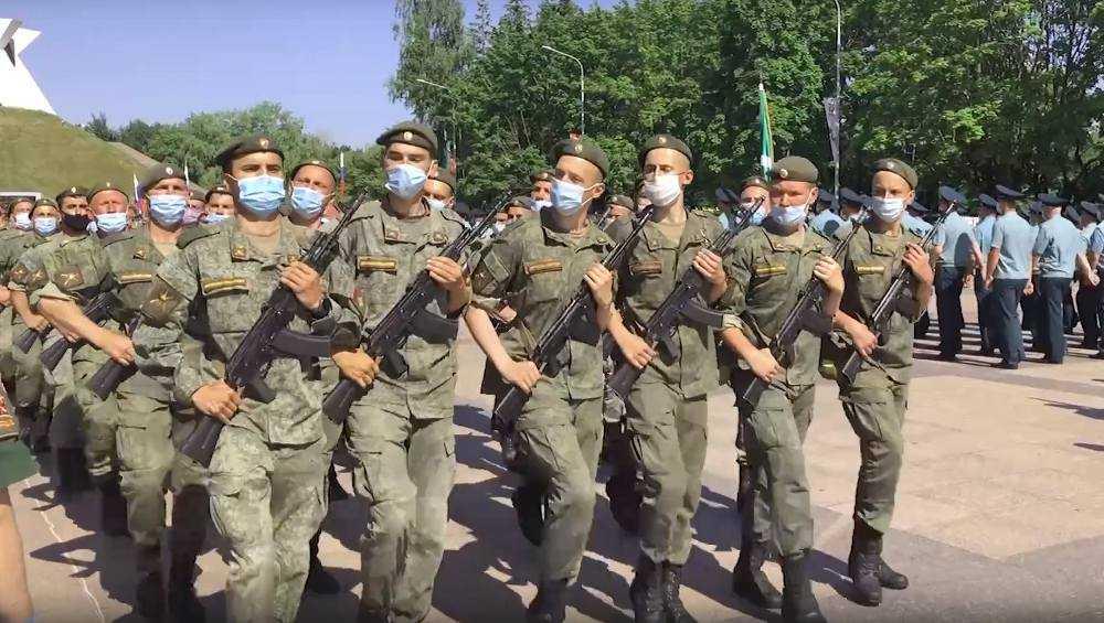 В Брянске определились с программой празднования 75-й годовщины Победы