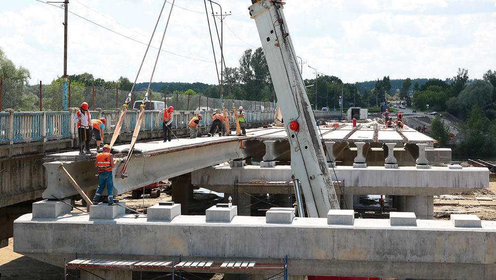 В Брянске на Литейном мосту введут временные ограничения