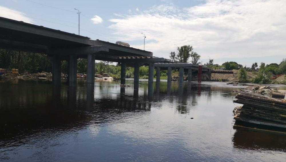 Старый Литейный мост в Брянске начнут реконструировать в этом году