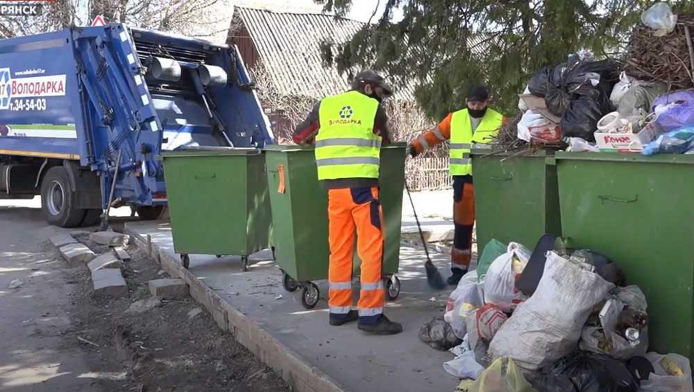 Брянцев оповестили об увеличении штрафов за мусор