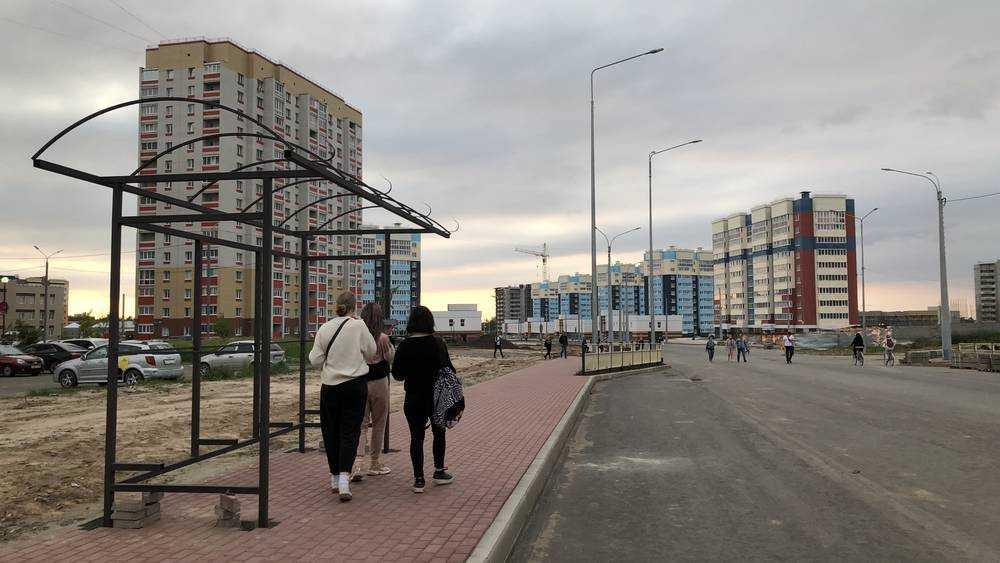 В Брянске на Советской улице появились новые остановки