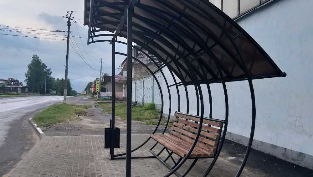Жители Клинцов критически оценили новые остановки